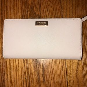 Kate Spade Wallet with Button Closure